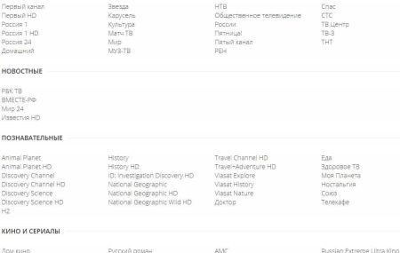 Интерактивное ТВ МТС – что это такое, список каналов и как подключить